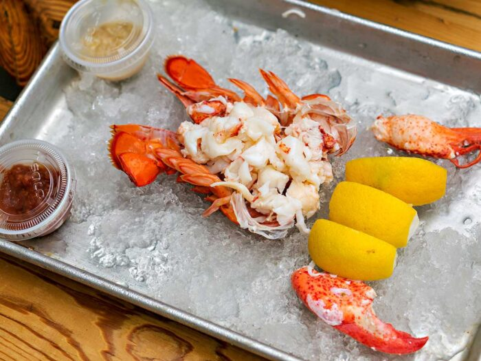 The Lobster Shack, Lobster Cocktail