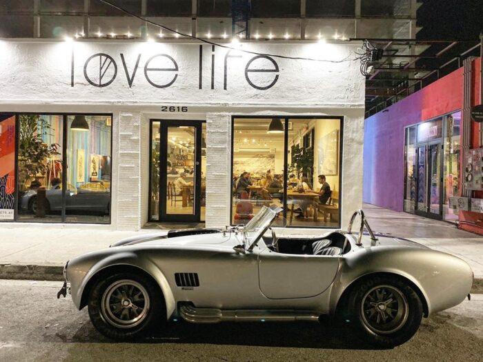 Love Life Cafe, Wynwood