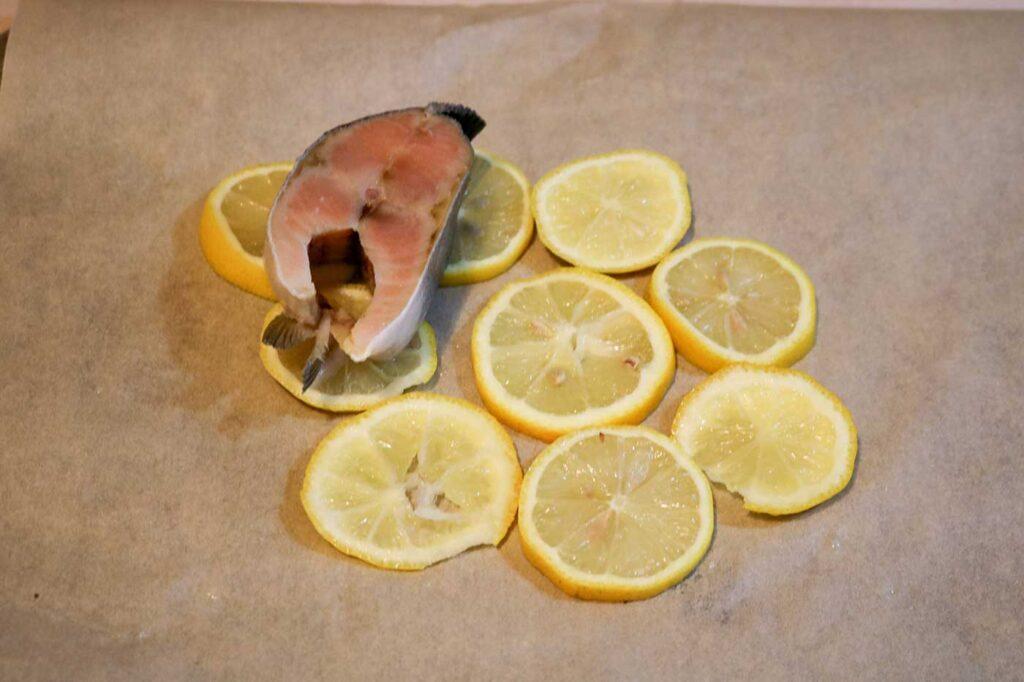 Easy Lemony Salmon Recipe