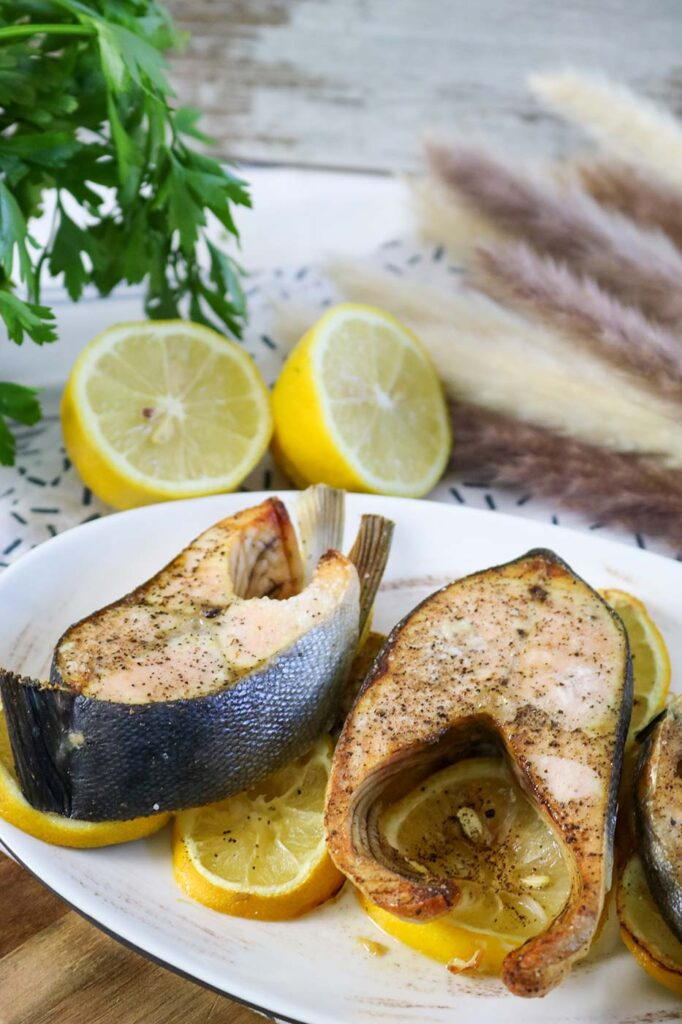 recipes with salmon