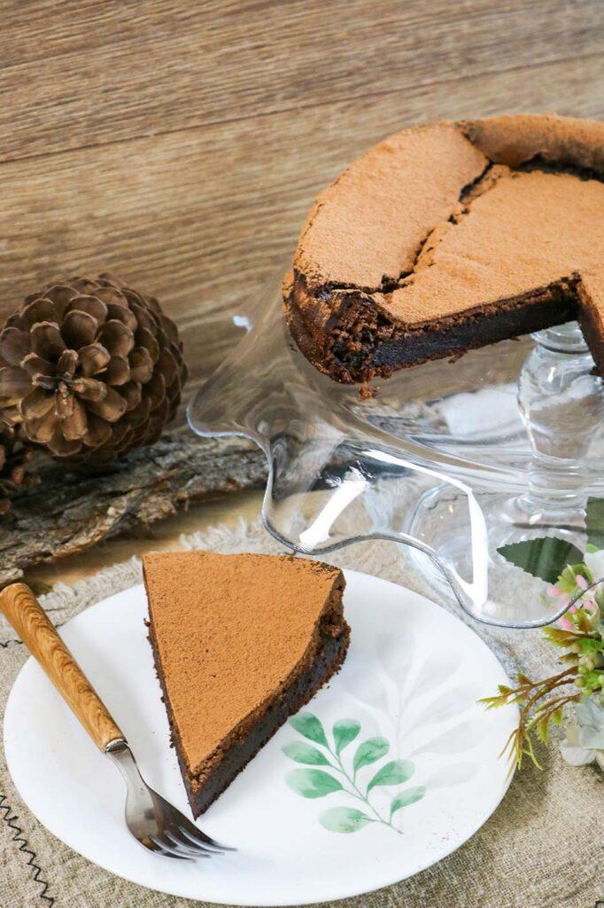 Gluten-free chocolate cake recipe
