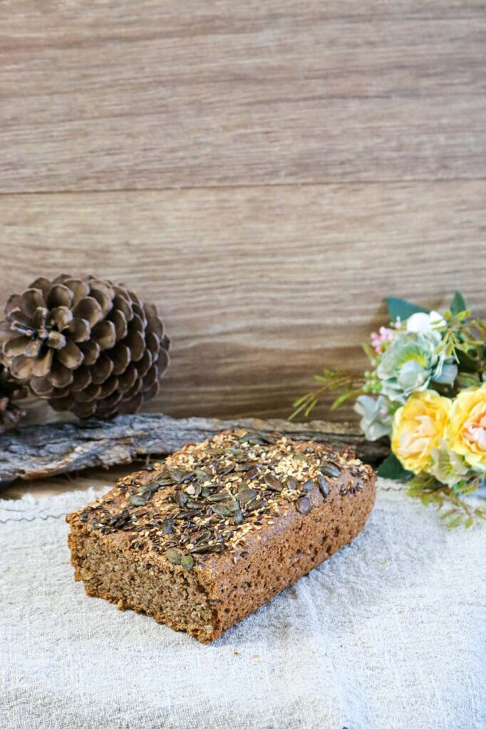 homemade buckwheat bread recipe