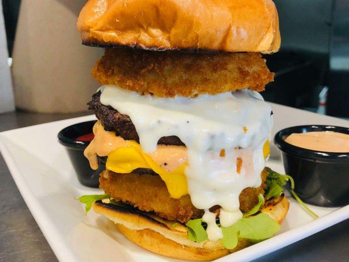 Clutch Burger