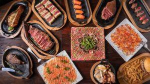 Miami Restaurants with Big Portions - The Wagyu Bar